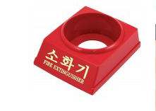 Đế để bình cứu hỏa Hàn Quốc
