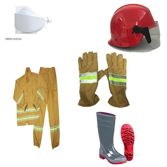Trang phục chữa cháy theo thông tư 48