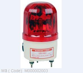 Đèn xoay nhấp nháy loại to ( dùng điện 220V)