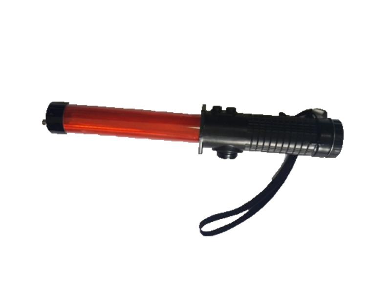 Gậy chỉ huy có còi+ đèn, điện 28cm AB293