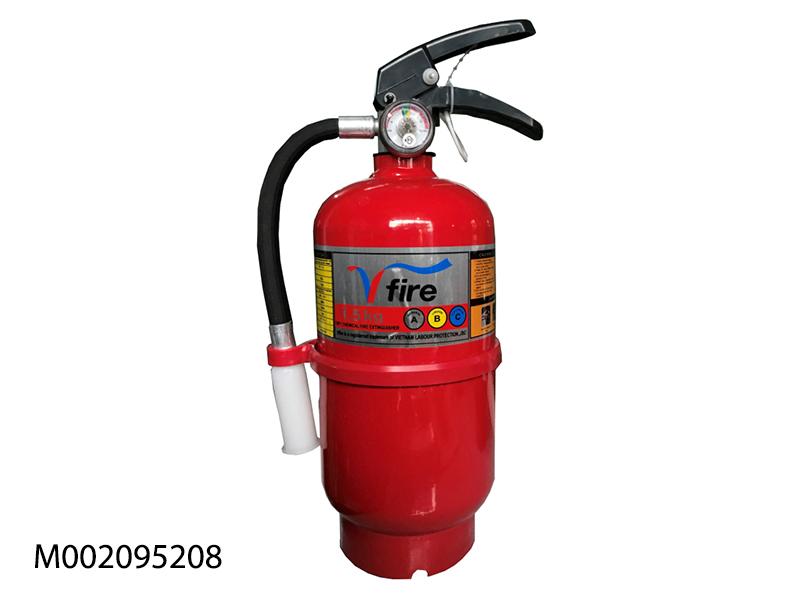 Bình bột chữa cháy ABC 1.5kg Hàn Quốc