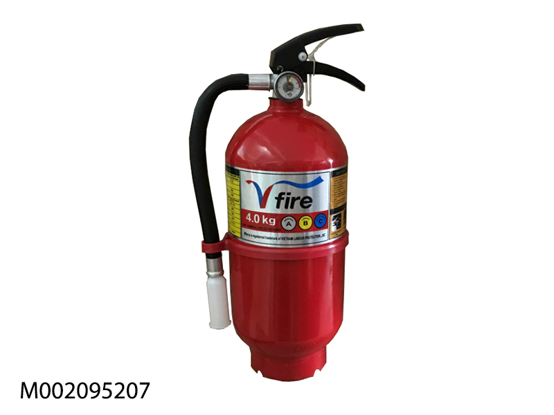 Bình bột chữa cháy ABC 4kg Hàn Quốc