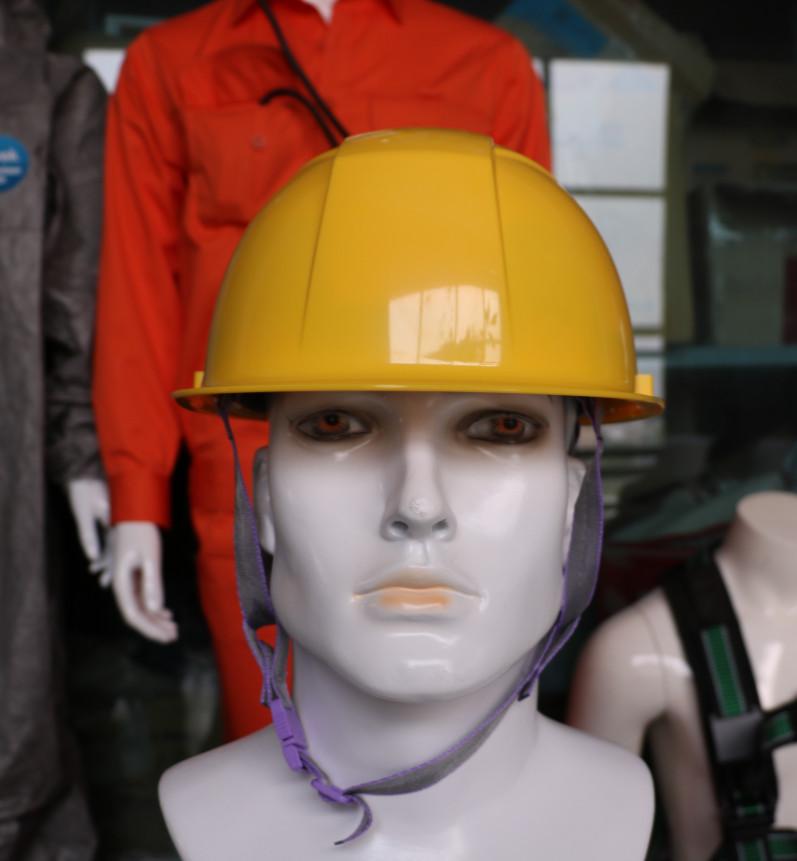 Mũ an toàn S-TOP IV màu vàng chanh