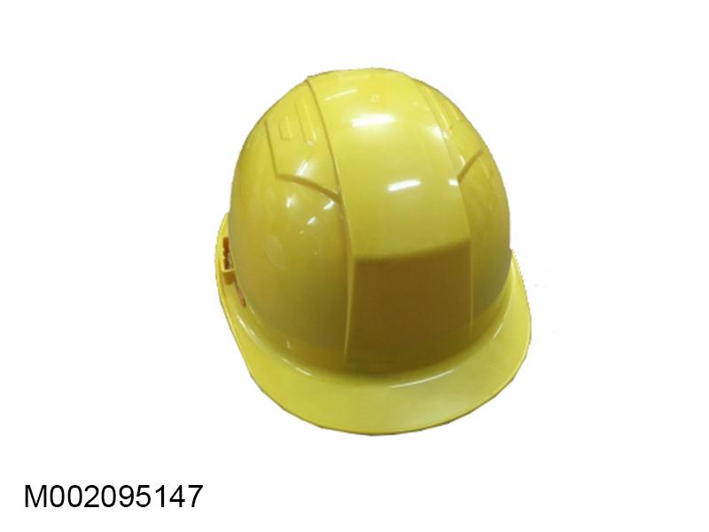 Mũ STOP mặt phẳng màu vàng STH-4001A ( có 2 cạnh gài )