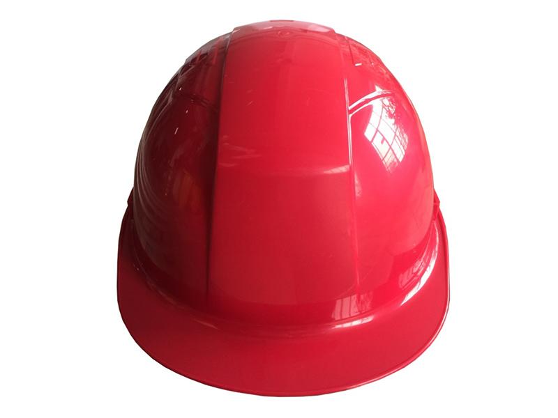 Mũ STOP mặt phẳng màu đỏ STH-4001A ( có 2 cạnh gài )