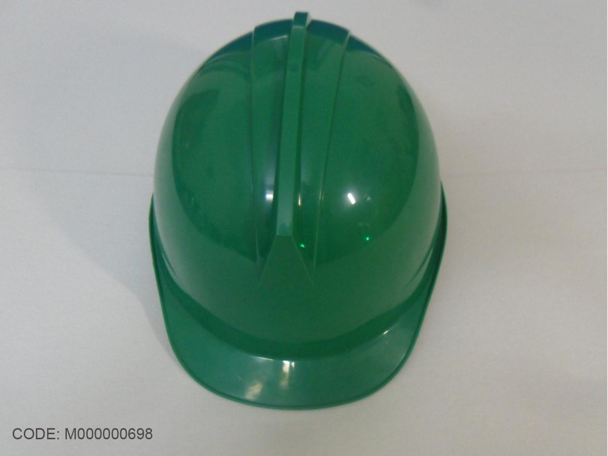 Mũ an toàn Hàn Quốc Kukje màu xanh lá cây
