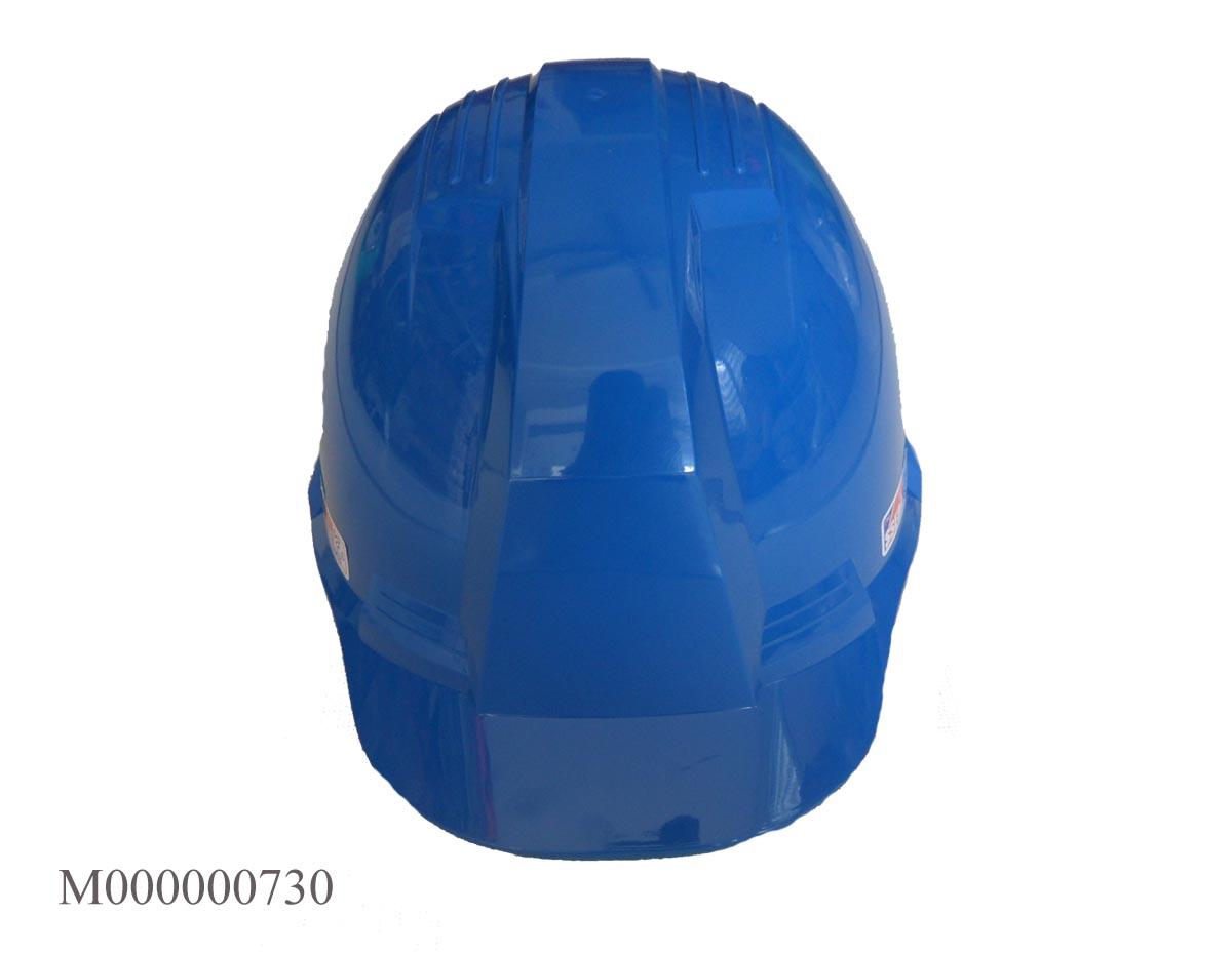 Mũ an toàn SSEDA IV Hàn Quốc có mặt phẳng màu xanh