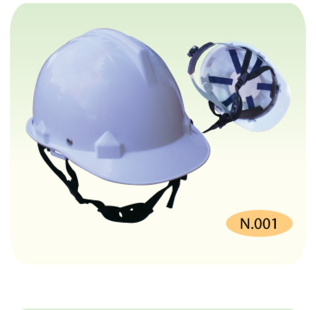 Mũ bảo hộ Bảo Bình có núm vặn N001