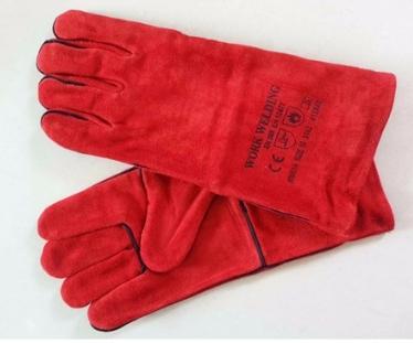 Găng tay da hàn WW014 Work Welding