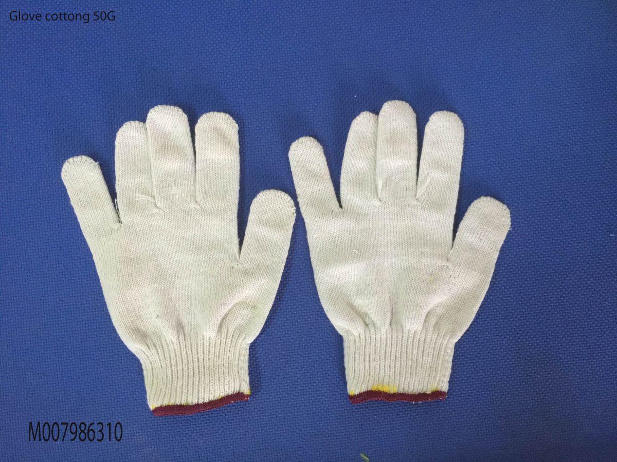 Găng tay sợi 60gam ( Kim 7)