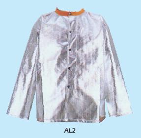 Áo chống cháy chịu nhiệt AL2