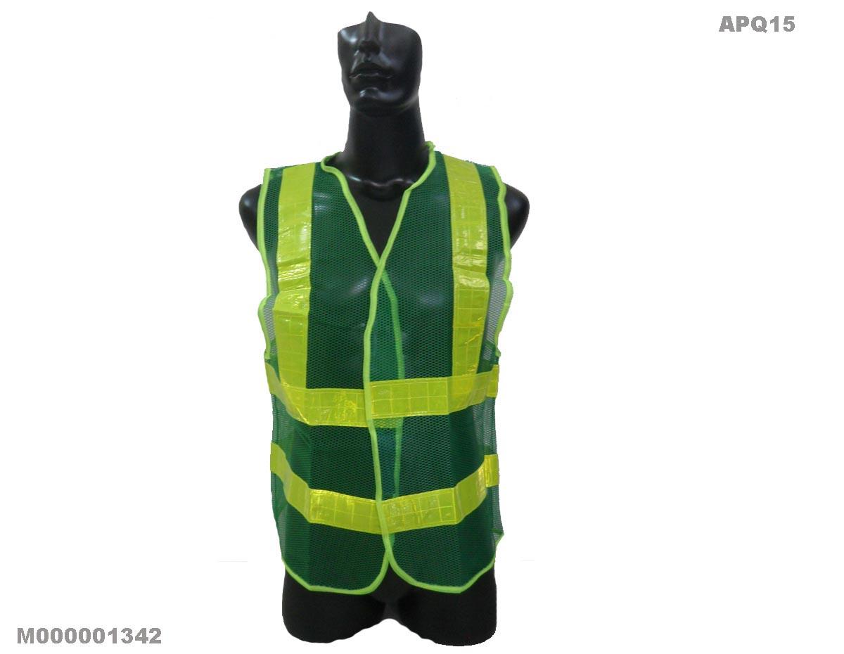 Áo phản quang môi trường xanh lá cây APQ-15