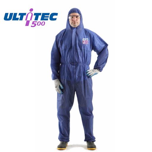 Bộ quần áo chống hóa chất ULTITEC 500
