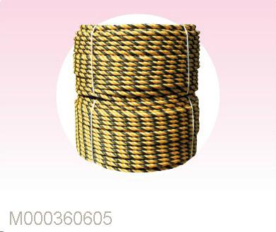 Dây cảnh báo đen vàng Hàn Quốc  8mmx150m/cuộn